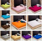 Brushed Pure Luxury Soft Bed Fitted Sheet