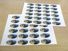 Durdle Door,  Dorset Coast Oval Labels,  Stickers for Gift Wrap,  Envelopes,  Cards