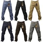 NWT MEN ACCESS SOLID COLORS OF JEANS LEVI'S STYLE JEANS AP14022 SIZE 32 TO 56