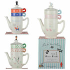 Novelty Japanese Teapot- Tea for Two Set- Gift Boxed- Choose Design