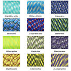 550 Paracord Parachute Cord Mil Spec Type III 7 Strand Core Rope Lanyard #C13~24