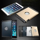 Armor Hybrid Hard Silicone back Case Cover For Apple iPad Air / iPad Mini Retina