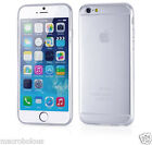 Ultra Thin Slim Clear Soft Silicone Gel Case Cover Skin For Apple iPhone 6 Plus