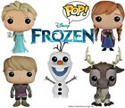Funko Pop! Disney FROZEN (Various) Vinyl FIGURE Princess Movie *NEW*