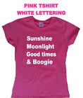 MICHAEL JACKSON BLAME IT ON THE BOOGIE LADIES T SHIRT THRILLER BIRTHDAY GIFT
