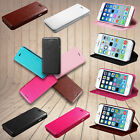 Leather Wallet Case PU Cover Flip Stand Luxury Credit Card Holder For iPhone