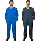 Mens Coverall Boiler Suit Mechanics Work Wear Overall Dungarees Suit QUALITY