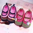 Four Leaf Clover Cute Girl Walking Skidproof Soft Outsole Baby Toddler Shoes