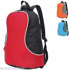 New Shugon Student Backpack Rucksack Kids School Bag Childrens Red Blue Orange