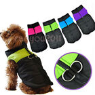 Warm Dog Winter Clothes Waterproof Coat Padded Vest Jacket for Small Dogs
