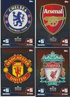 Match Attax 2014 2015  14 15  CLUB BADGE CARDS
