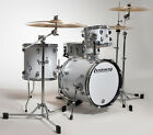 Ludwig Breakbeat by Questlove 4pc Shell Kit Drum Set FREE Sticks Bag and Brush