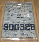 EXO DDP STARDIUM SM OFFICIAL GOODS XIUMIN FOOTBALL BIRTHDAY T-SHIRT NEW