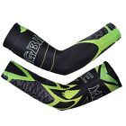 Bike Sport Cycling Sleeve Cover Bicycle Cuff Sun Protection Fishing Arm Warmers