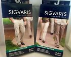 Sigvaris Cushioned Cotton 362 series 20-30 mmHg Men's or Women's SIZE and COLOR
