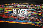 60X Custom Strings String and Cable Set for 2001 Bowtech Black Knight Bow
