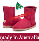 New Australia Made UGG Boots w/ Genuine Australian Sheepskin - Classic Short