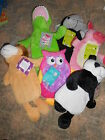 Various Animal Hot Water Bottles