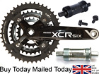 Suntour XCR CHAINSET Alloy 175mm Shimano 8 9 Speed 22/32/44 Crank Bike Cycle MTB