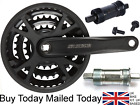 Suntour Triple Chainset Shimano 6 7 8 Speed 22/32/42 Crank Bike Cycle MTB