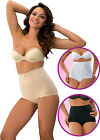 NWT Body Shaper Lycra High Waist Belly Chincer Panty Corset Body Comfort Slimmer