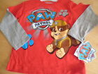 New Paw Patrol Boys Toddler Rubble Dog T shirt 3T 4T 5T