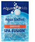 Aquasparkle Spa Fusion Shock Treatment Hot Tub Pool Spas Oxidiser Lite Schimmer