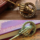 1Pcs x For Games of Thrones Hand of the King Lapel Inspired Badge Brooch Pin NIB