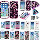FOR 3n1 Apple iPhone 6 (4.7) Fusion Case Hybrid Protector Cover Fall Designs