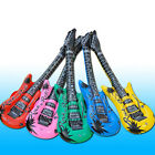 Inflatable Blow Up Rock Roll Air Guitar Music Instrument Toy Party Holiday Kids