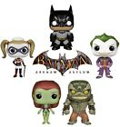 Funko POP! DC Batman ARKHAM ASYLUM Vinyl FIGURE Origin City Knights *NEW*