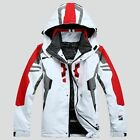 Free Ship 6 Color Men's warm ski suit Jacket Waterproof Coat snowboard Clothing