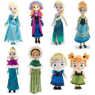 ANGEBOTE!Last ones- Frozen Anna Elsa Olaf Plush Puppe Stoffpuppe Plüsch Doll Toy