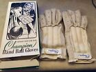 Collectible Champion Padded Hand Ball Gloves #301