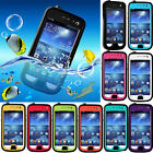 New Waterproof Shockproof Dirt/Snowproof Case Cover for Samsung Galaxy S4 mini
