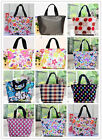 Fashion print woman waterproof casual shopper tote Purse small bag BA306-BA315