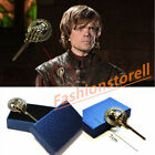 Game Of Thrones Song of Ice Fire Hand of the King Badge Brooch Pin with Gift Box