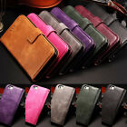 Luxury Magnetic Flip Wallet Stand Leather Case Cover For Apple iPhone 6 6 Plus @