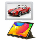 "Unlocked 10.1"" Android 4.4 Smartphone Tablet 2Cam/SIM Quad Core GPS WIFI"