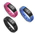 Bluetooth 4.0 Smart Wristband Sports Sleep Tracking Health F Apple Android IOS