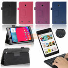 """Stand Folio Leather Case Flip Fit Cover+keyboard For LG G Pad 7 7.0"""" V400 V410"""