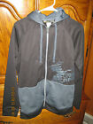 NWT Men's Under Armour Long Sleeve Fleece Coldgear Full Zip Multi Color Hoodie
