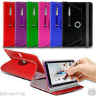 "New Universal Leather Stand Case Cover For 9"" 9 Inch Tab Android Tablet PC"