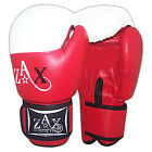 Rex Leather Boxing Gloves Sparring Punch Bag Mitts Gloves  14,16 OZ