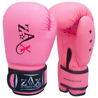 Junior Boxing Gloves Sparring Boxing PunchBag Gloves Girls / Ladies 4,6,8,10 OZ