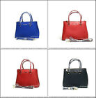 *100% NEWEST ARRIVAL* MEDIUM LEATHER SATCHEL TOTE BAG HANDBAG SHOULDER BAG