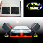 2x Wireless Magnetic car door LED logo projection projector welcome shadow light