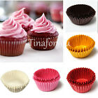 60pcs Cupcake Liner Muffin Candy Nut Snack Greaseproof Paper Dessert Baking Cups