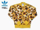 Adidas Originals x Jeremy Scott GOLD BLUMEN Top G75975 Selten UK S, M L