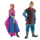 DISNEY FROZEN MOVIE - DETAILED MINI TOY FIGURES CHOOSE FROM ANNA OR KRISTOFF